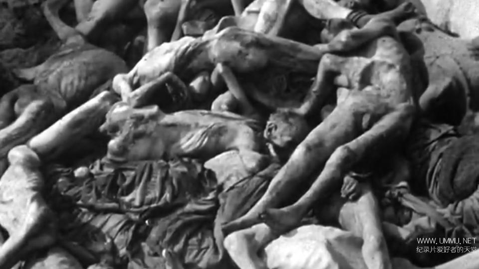 美国纪录片《夜与雾 Nuit et brouillard/Night and Fog 1955》英语中字 1080P/MKV/3.27G 纳粹集中营暴行的纪录片插图(5)