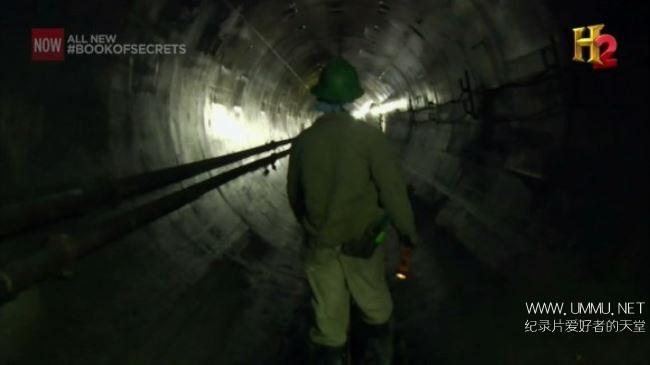 历史频道《美国机密 秘密地下世界 America's Book of Secrets -  Secret Underground》英语中字 720P/MKV/1.21G 揭秘美国地秘密建筑插图(3)