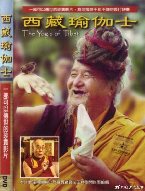 美国纪录片《西藏瑜珈士 The Yogis Of Tibet  2002》英语无字 MPG/806MB 西藏瑜珈插图