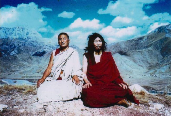 美国纪录片《西藏瑜珈士 The Yogis Of Tibet  2002》英语无字 MPG/806MB 西藏瑜珈插图(1)