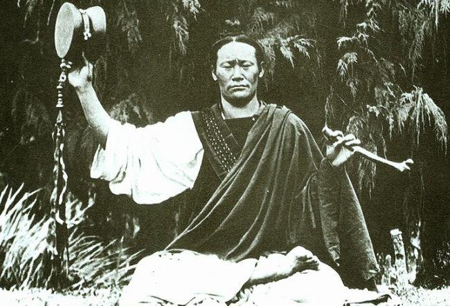 美国纪录片《西藏瑜珈士 The Yogis Of Tibet  2002》英语无字 MPG/806MB 西藏瑜珈插图(2)