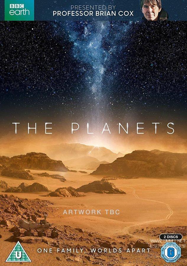 BBC纪录片《行星 The Planets 2019》第一季全5集 英语中字 1080P/MP4/14.7G 纪录片下载插图