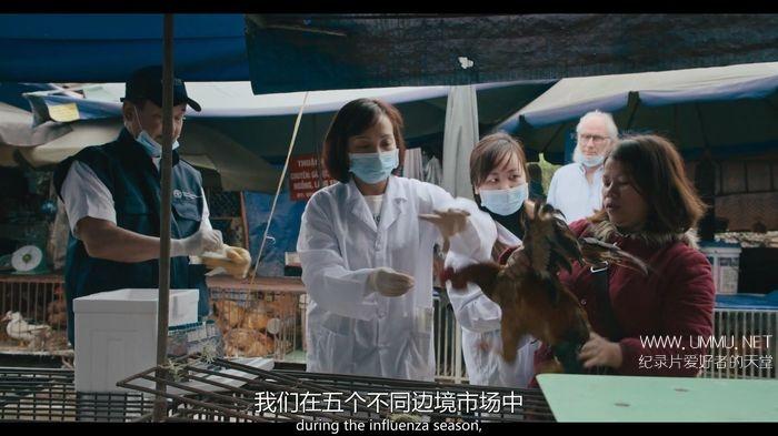Netflix纪录片《流行病:如何预防流感大爆发 Pandemic: How to Prevent an Outbreak 2020》第一季全6集 英语中英双字 1080P/MP4/8.53G 病毒纪录片下载插图(3)