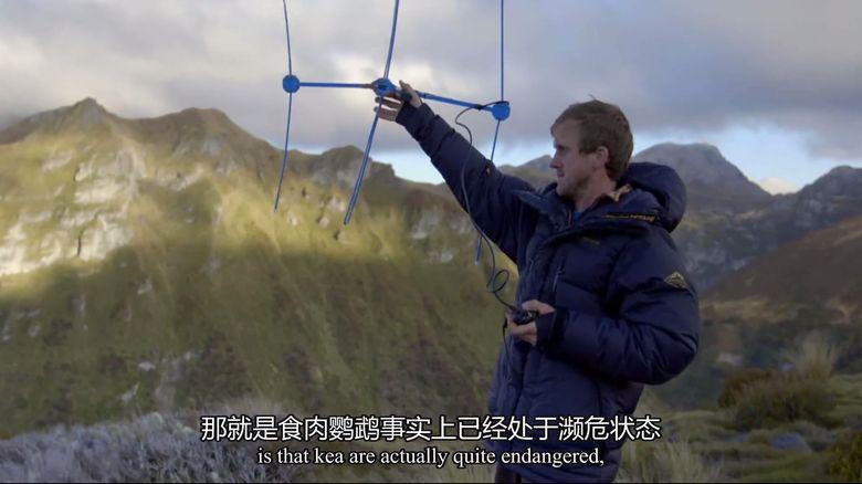 BBC纪录片《新西兰:神话之岛 New Zealand: Earth's Mythical Islands》全3集 英语中英双字 1080P/MP4/4.42G 新西兰纪录片下载插图(3)
