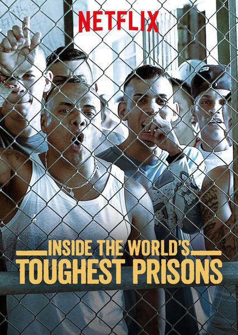 Netflix纪录片《深入全球最难熬的监狱  Inside the World's Toughest Prisons》全4集 英语中字 720P/MP4/2G 监狱纪录片下载插图