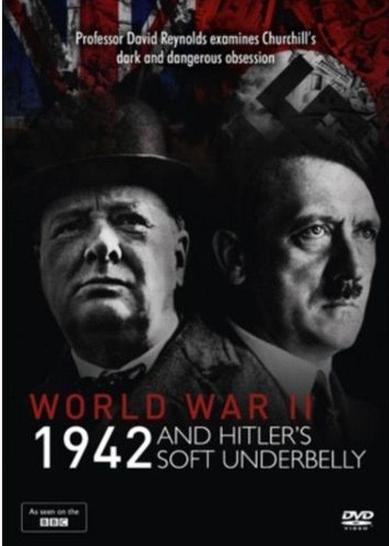BBC纪录片《1942年第二次世界大战和希特勒柔软腹部 World War Two:1942 and Hitler's Soft Underbelly》英语中字 720P/MKV/2.28G 希特勒纪录片下载插图