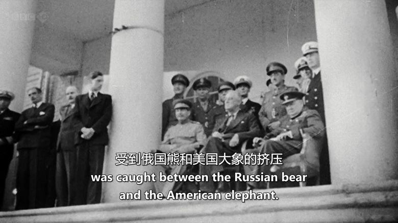 BBC纪录片《1942年第二次世界大战和希特勒柔软腹部 World War Two:1942 and Hitler's Soft Underbelly》英语中字 720P/MKV/2.28G 希特勒纪录片下载插图(7)
