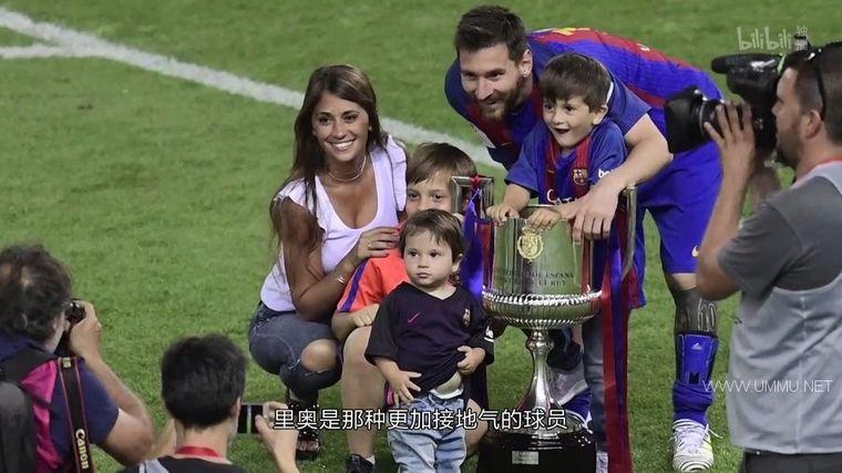 英国纪录片《C罗和梅西 Ronaldo vs. Messi 2017》英语中字 1080P/MP4/2.85G 梅西C罗纪录片插图(4)