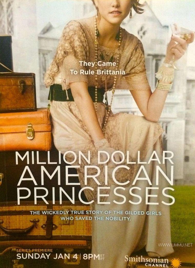 史密森频道《百万美国公主/百万美元贵妇  Million Dollar American Princesses 2015》第一季全3集 英语中英双字 1080P/MP4/2.4G 美国最富有的女人插图