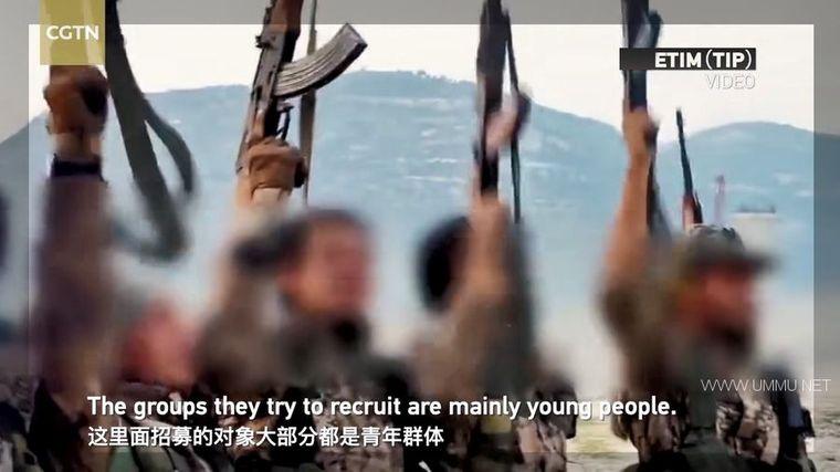 央视纪录片《暗流涌动——中国新疆反恐挑战 The War in The Shadows 2021》国语中英双字 1080P/MP4/549M 新疆反恐纪录片下载插图(4)