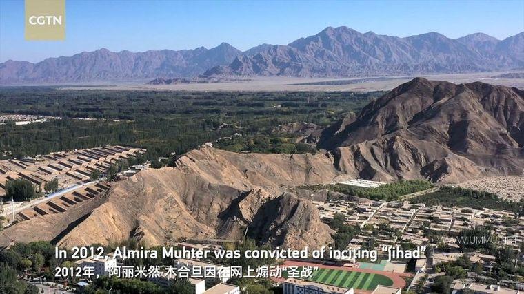 央视纪录片《暗流涌动——中国新疆反恐挑战 The War in The Shadows 2021》国语中英双字 1080P/MP4/549M 新疆反恐纪录片下载插图(8)