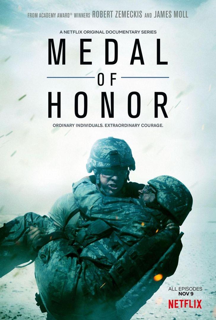 Netflix纪录片《荣誉勋章 Medal of Honor 2018》全8集 官方原版英语中字 1080P/MP4/12.6G 重现战争真实故事</BR><span>年费会员专享</span>插图