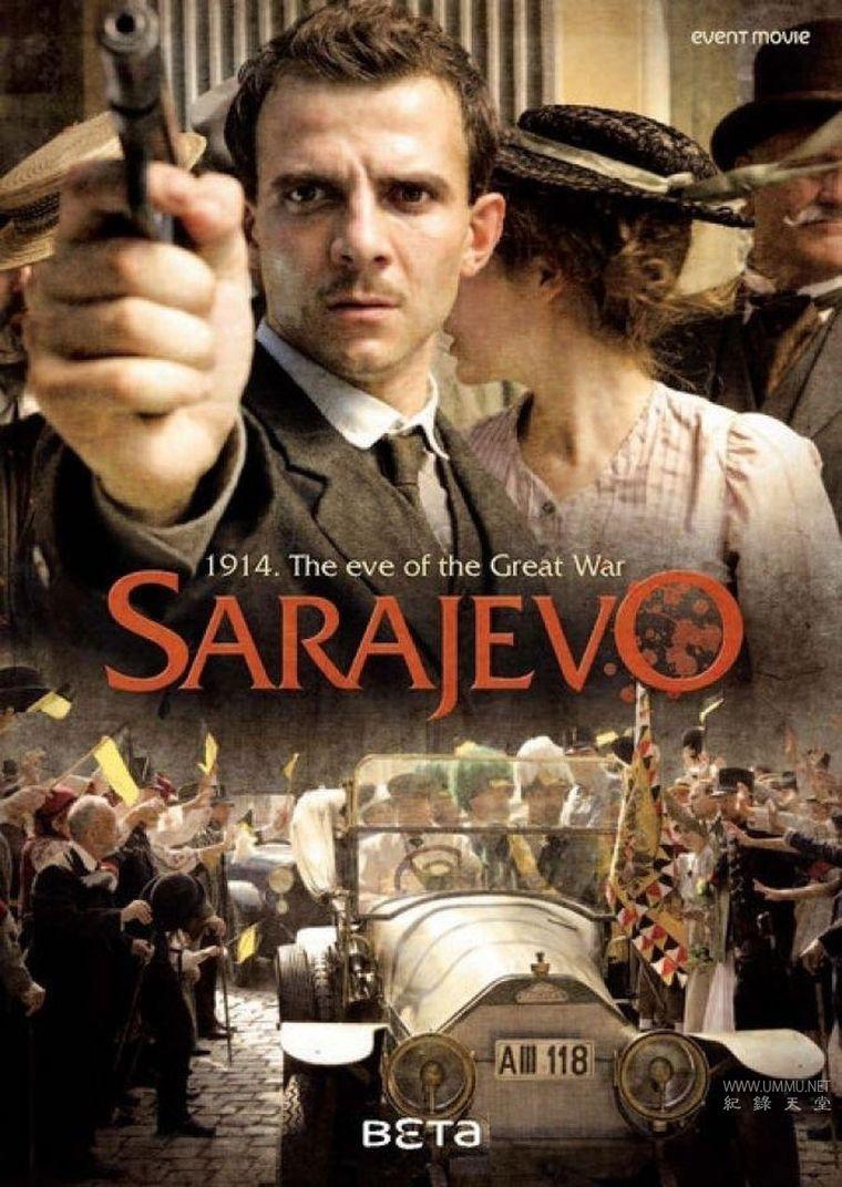 德国纪录片《一战导火索/萨拉热窝事件 Sarajevo 2014》德语中字 1080P/MKV/3.14G 历史剧插图