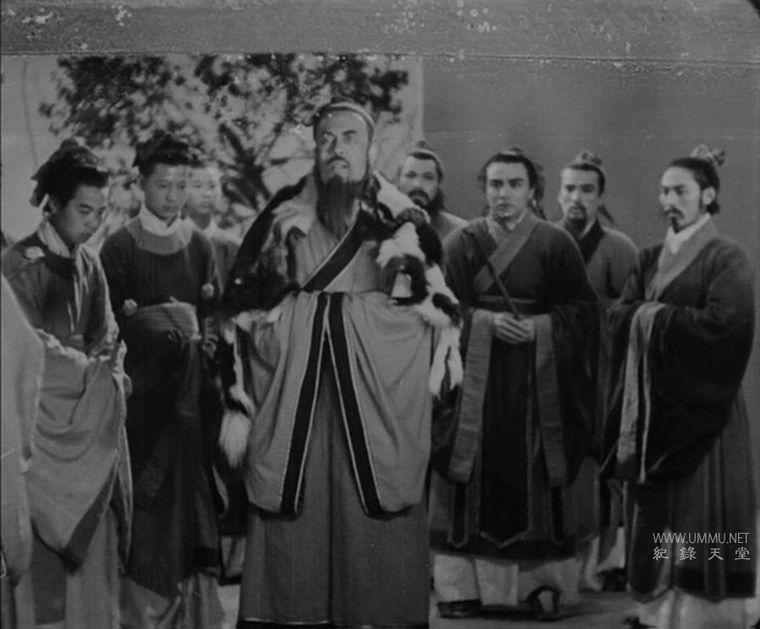 国产纪录片《孔夫子 Confucius 1940》国语无字 1080P/AVI/1.38G 孔子纪录片插图(5)
