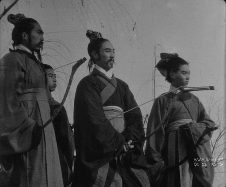 国产纪录片《孔夫子 Confucius 1940》国语无字 1080P/AVI/1.38G 孔子纪录片插图(3)