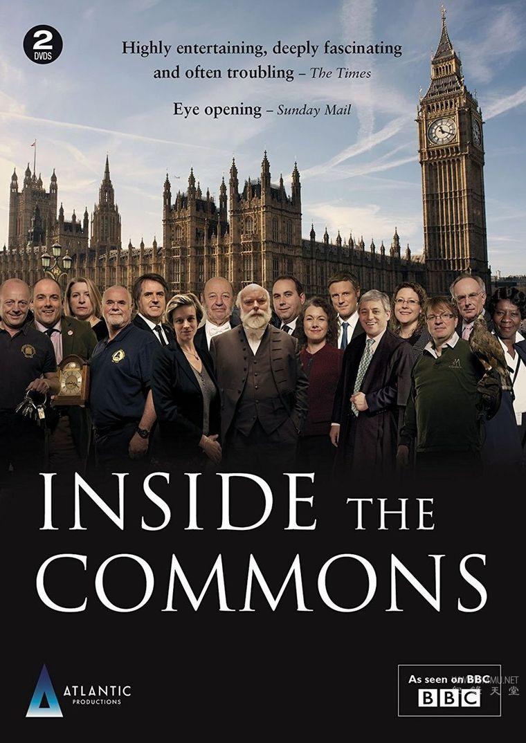 BBC纪录片《探秘下议院 Inside the Commons 2015》全2集 英语中字 720P/MP4/2.38G 探秘英国下议院插图