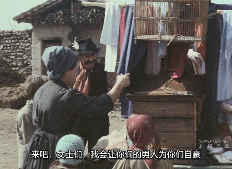 意大利纪录片《木屐树 The Tree of Wooden Clogs 1978》意语中字 高清/MKV/1.16G 十九世纪末意大利农家生活插图(1)