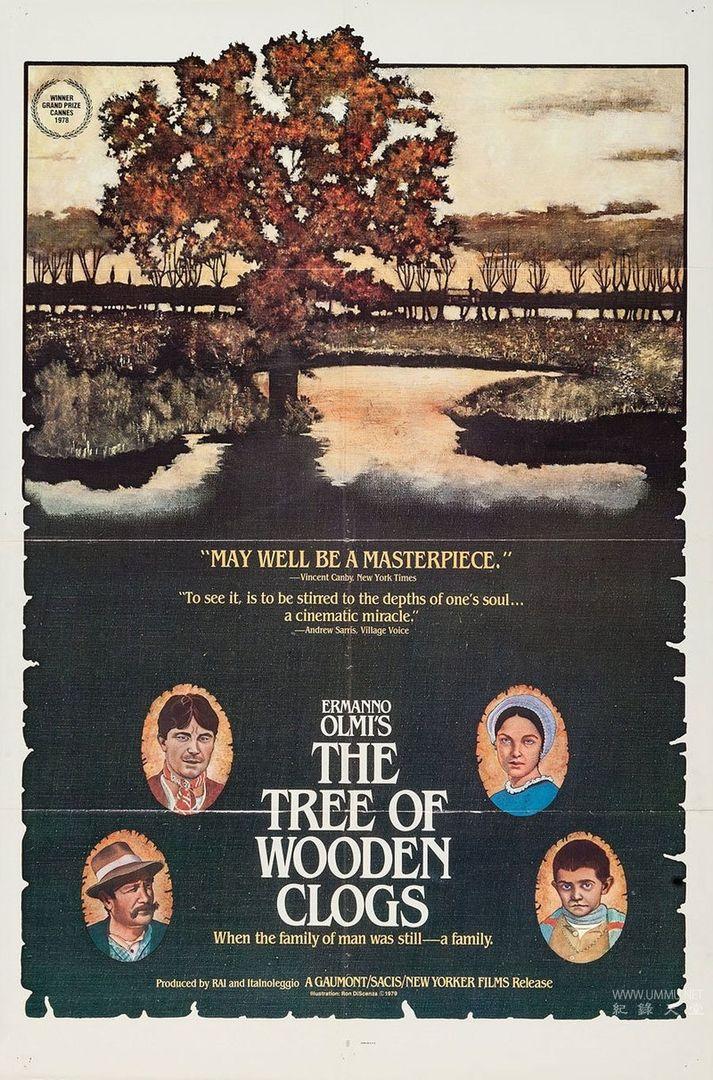 意大利纪录片《木屐树 The Tree of Wooden Clogs 1978》意语中字 高清/MKV/1.16G 十九世纪末意大利农家生活插图