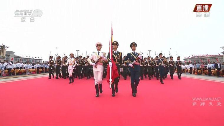 央视纪录片《庆祝中国共产党成立100周年大会 2021》国语 1080P/MP4/3.15G插图(5)