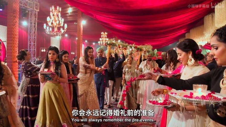 Netflix纪录片《大喜之日/盛大婚礼 The Big Day 2021》全2季共6集 英语中字 1080P/MP4/3.66G 印度婚庆产业插图(2)