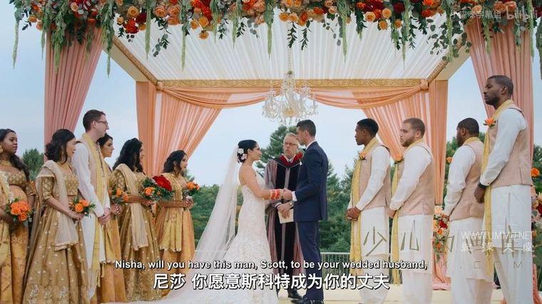 Netflix纪录片《大喜之日/盛大婚礼 The Big Day 2021》全2季共6集 英语中字 1080P/MP4/3.66G 印度婚庆产业插图(1)