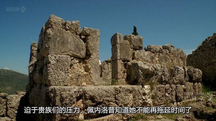 BBC纪录片《众神与妖魔:荷马史诗中的奥德赛 Gods & Monsters: Homer's Odyssey 2010》英语中字 720P/MKV/1.73G 荷马史诗纪录片插图(4)